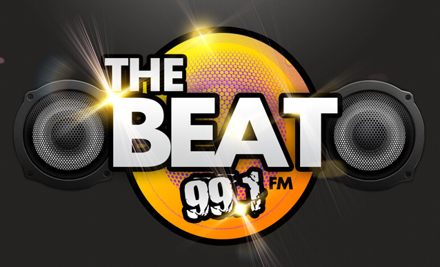 BEAT99 LAYOUT1 The Beat 99.1 Radio Station Logo Design