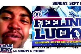Lil ScrappyStephun Sept 8th @ Feelin Lucky Decatur IL 270x180 Video