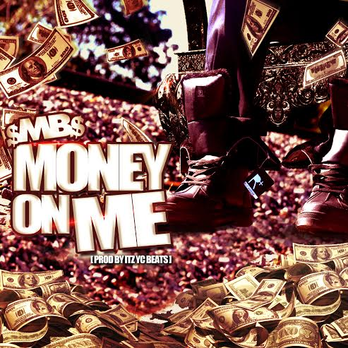 back $MB$ MONEY IS ME   Single Cover