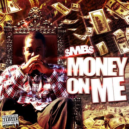 front $MB$ MONEY IS ME   Single Cover