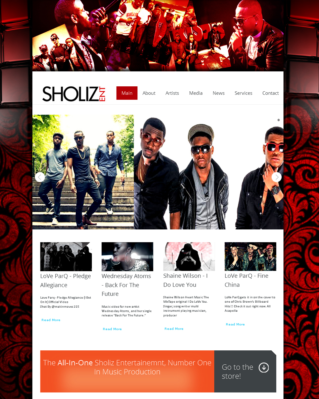 SHO GALL Sholizentertainment.com [By IGMM1]