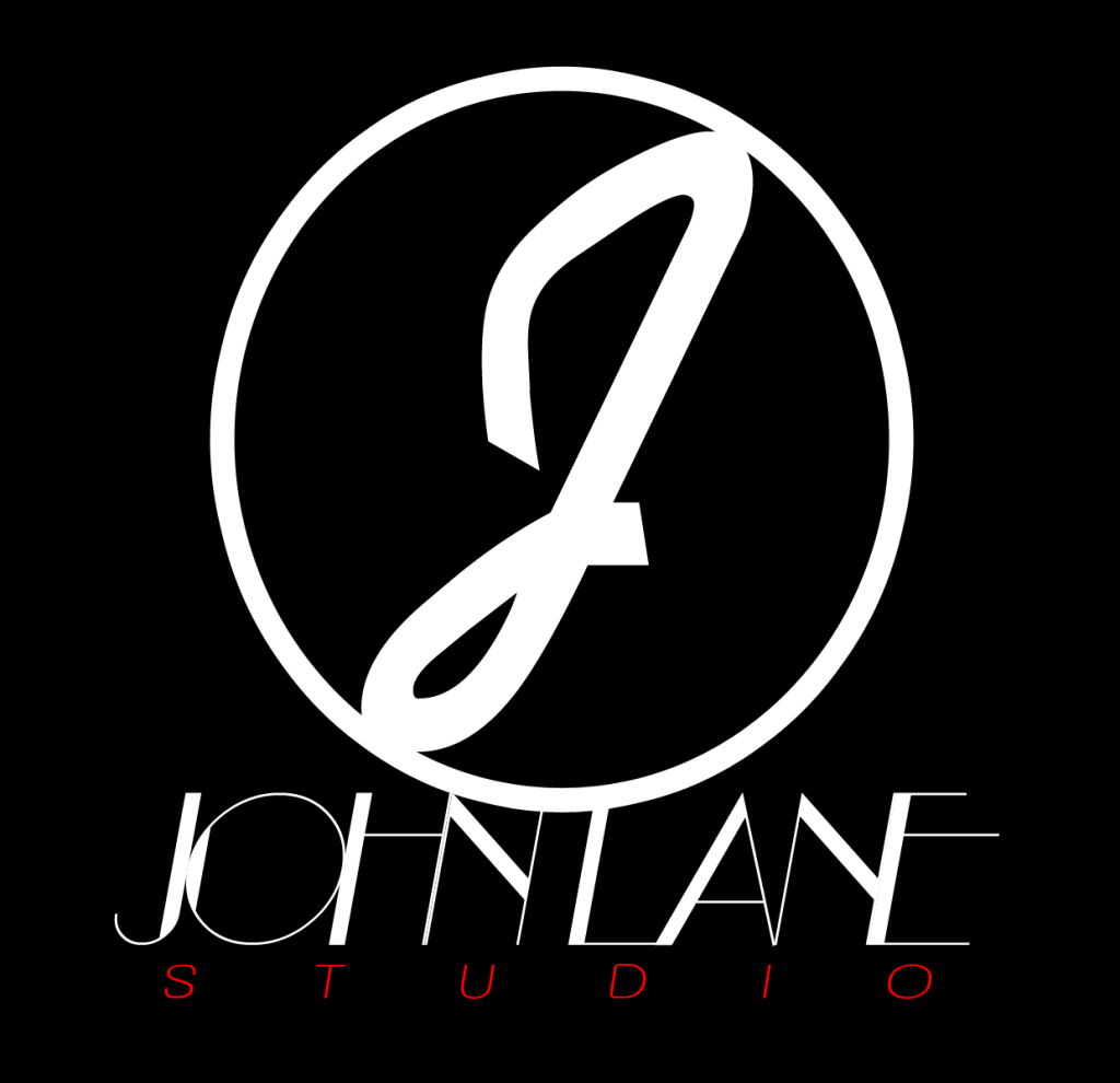 JOHN LANE LOGO 3 1024x990 John Lane Hair Salon Logo Design