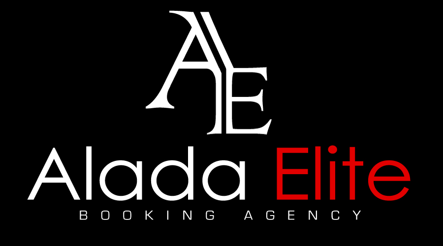 aladaelite LOGO Alada Elite Booking Agency Logo Design
