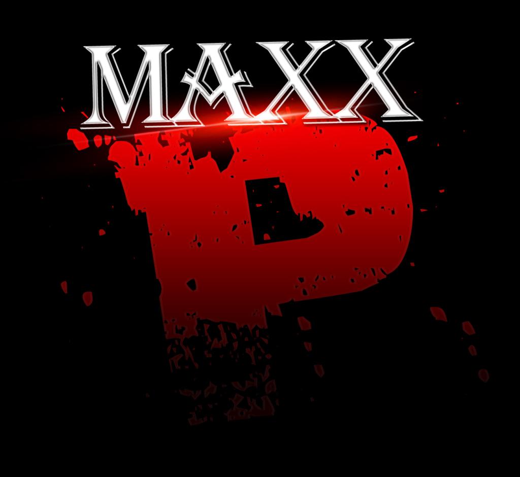 maxx 1024x940 Maxx Painn Logo Design
