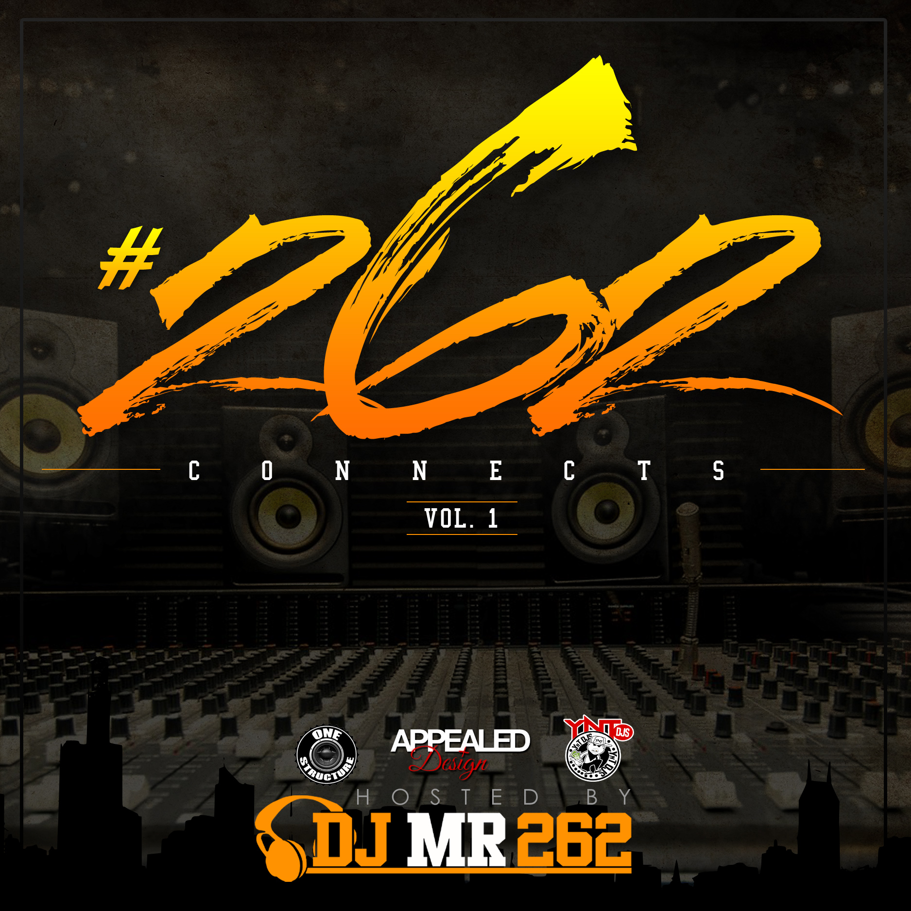 262 CONNECTS FINAL DJ MR262   CONNECTS V.1 [ALBUM COVER]